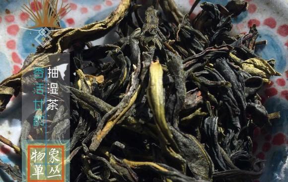 凤凰单丛——抽湿茶